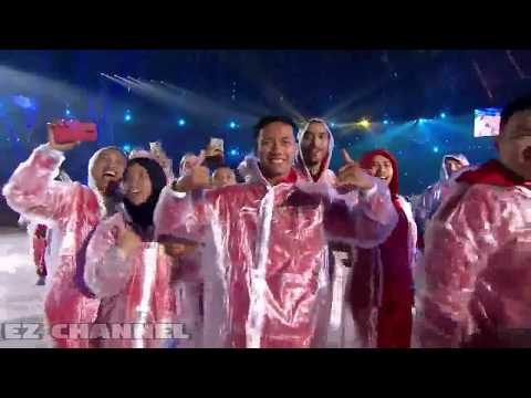 Asian Games 2018 Closing Ceremony Full