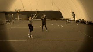 Теннис. Дневник тренировок. 27.
