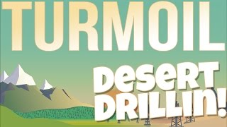Turmoil Gameplay - Complex Desert Seasons! - Let