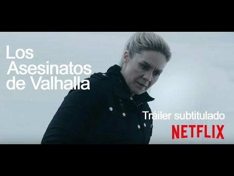 Los Asesinatos de Valhalla Netflix Tráiler Oficial Subtitulado