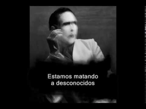 Marilyn Manson - Killing Strangers (español)