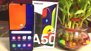 Galaxy A50s Unboxing And Review | Triple Camera Test | 4000 mAh फिर वही टोपी