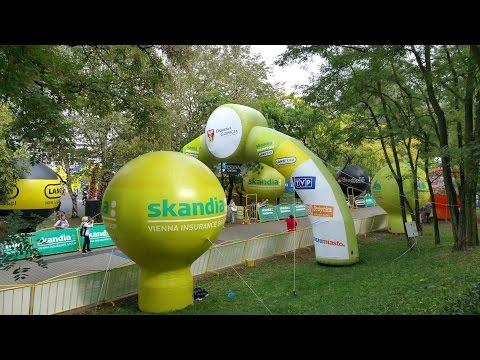 Dąbrowa Górnicza Skandia Lang Team Maraton2015