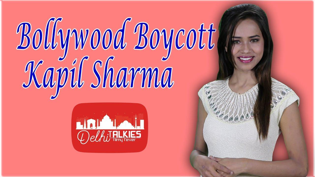 Bollywood Boycott Kapil Sharma
