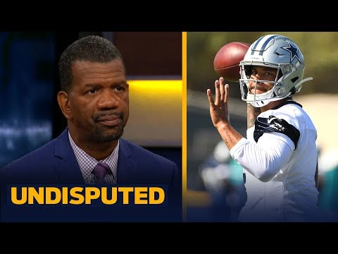 'No way, no how' is Dak Prescott worth $30 million for the Cowboys  Rob Parker | NFL | UNDISPUTED