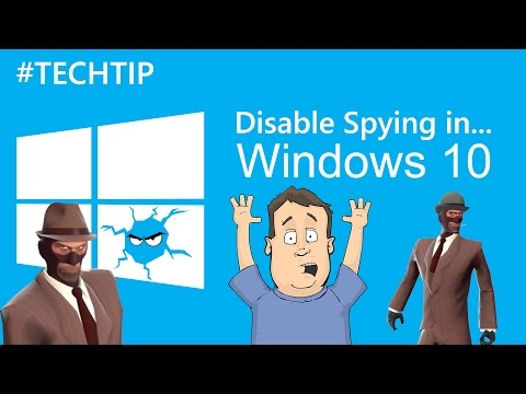 Prevent Windows 10 Spying - Privacy & Security Matter