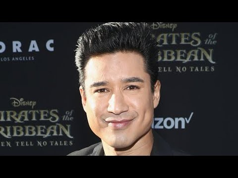 Why Hollywood Won't Cast Mario Lopez Anymore