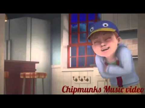 Alvin and the chipmunks-witch doctor - Music video
