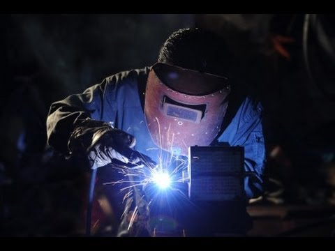 Gmaw Mig Welding Short Circuit Metal Transfer Mig Youtube
