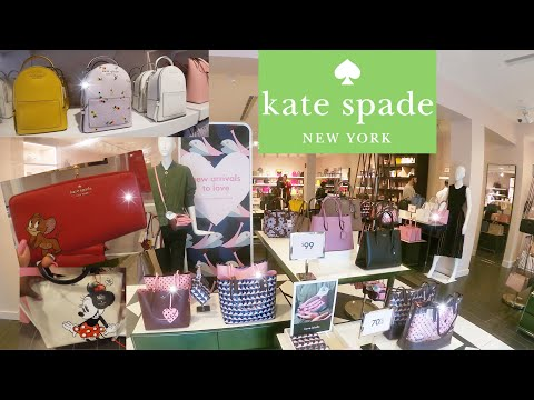 Kate Spade Outlet February 2020 ~ Kate Spade X Tom & Jerry ~ 70%Off Sale 🏷