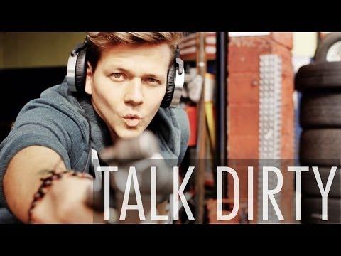 Talk Dirty To Me (Cover/Remix) - Jason Derulo - Tyler Ward & Fresh Big Mouf