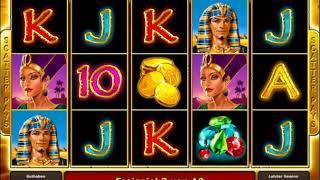 Gold of Egypt kostenlos spielen - Novomatic / Novoline