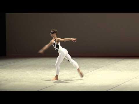Prix de Lausanne 2011 - Contemporary Selections - Rubén Alonso Almaro