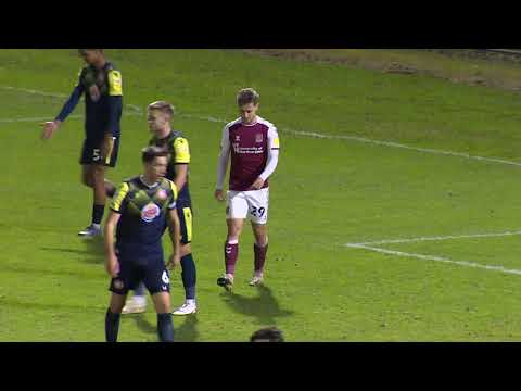 Northampton Stevenage Goals And Highlights