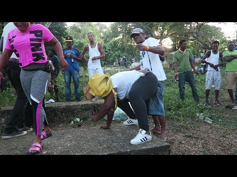 VLOG ||JAMAICA VLOG 2018||#28 SURPRISE TRIP TO JAMAICA AGAIN, GRAVE DIGGING, BARE VIBES, 876, YARDIE