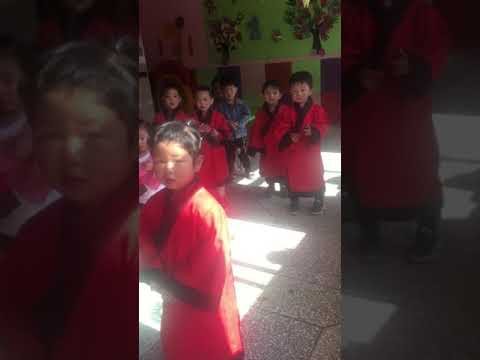China: Mary D. Moore's visit to a Kinder Garden School in China