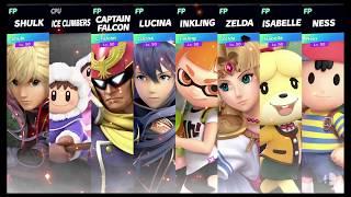 Super Smash Bros Ultimate Amiibo Fights   Request #1309 Fourside Melee