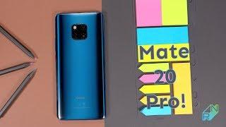 Huawei Mate 20 Pro Recenzja   Najbardziej kompletny smartfon   Robert Nawrowski