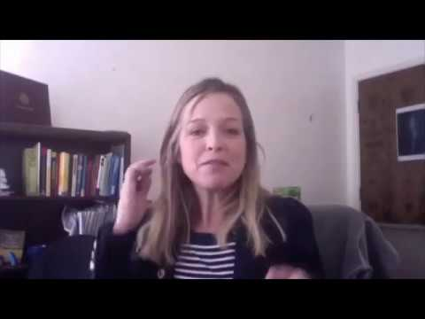 OLC Innovate Vlog #8 - Darlene Cavalier