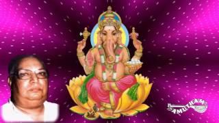 Vathapi Ganapathim  - Stalwarts -Voleti Venkaterswarulu