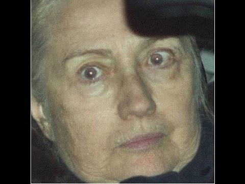 Proof Hillary Clinton Is Very Sick And Dying #HACKINGHILLARY
