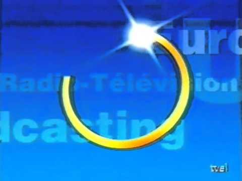 Eurovisión EBU-UER Intro