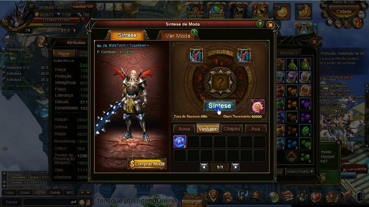 Legend Online De