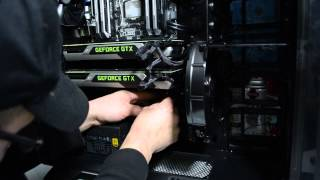 How To Build An X99 Gaming Rig 4k For 2015 Tutorial 2 Gtx 980 Sli The Simple Way