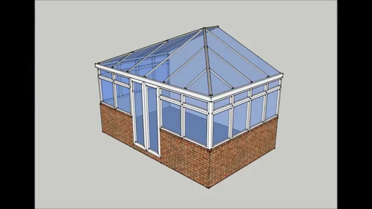 Replacing a conservatory roof with a sips roof sips eco for Where to buy sip panels