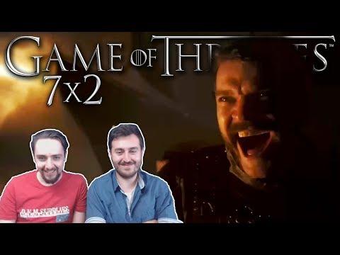 """Game of Thrones Season 7 Episode 2 REACTION """"Stormborn"""""""