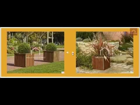 Catalogo Decks O Terrazas Y Jardineras De Madera