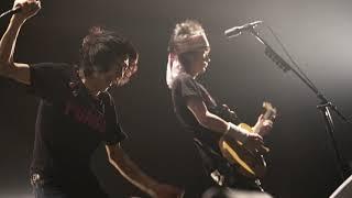 ザ・クロマニヨンズ ライブアルバム『ザ・クロマニヨンズ ツアー PUNCH 2019-2020』30秒SPOT