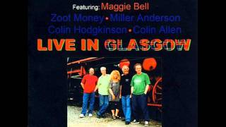 The British Blues Quintet feat. Maggie Bell - Penicillin Blues.wmv