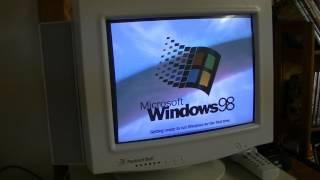 Upgrading to Windows 98 & 98lite