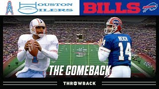 """The Comeback"" (Oilers vs. Bills 1992 AFC Wild Card)"