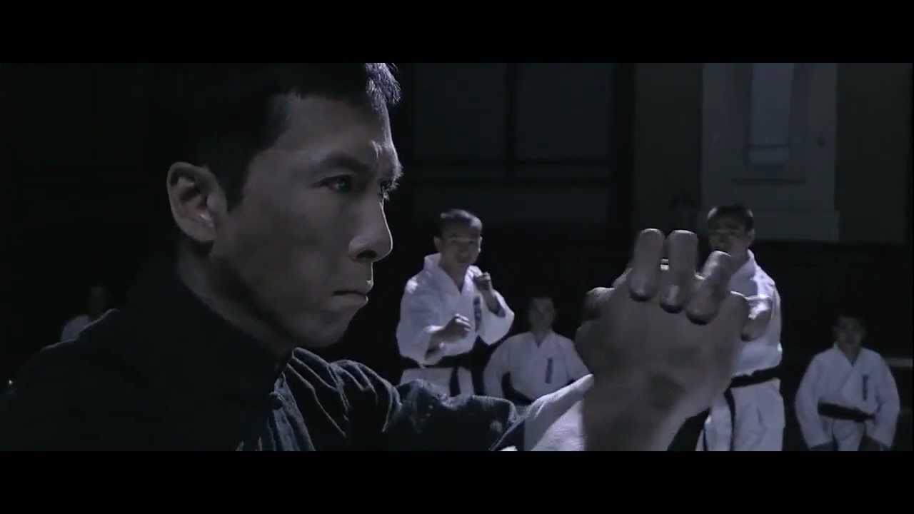 A Synopsis of the Movie, Ip Man 2: Legend of the Grandmaster