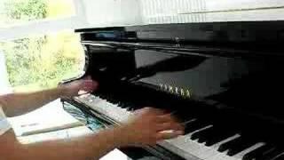 Sonata Arctica - Kingdom For A Heart piano