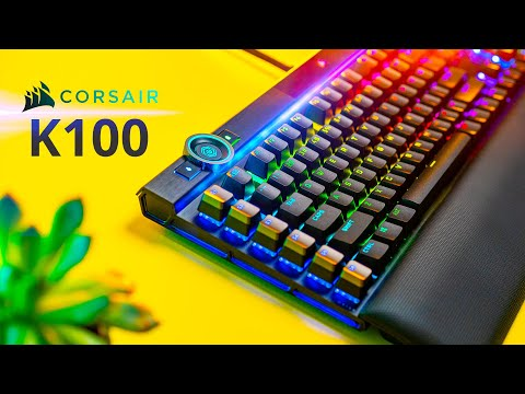 Corsair Went ALL OUT this time - K100 RGB Gaming Keyboard Review