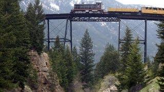 California Zephyr - von San Francisco in die Rocky Mountains (Part 1)