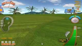 Golf champions-Gameplay