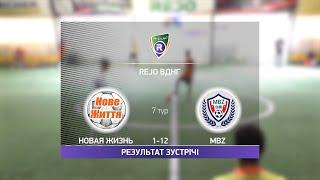 Обзор матча Новая Жизнь MBZ Турнир по мини футболу в Киеве
