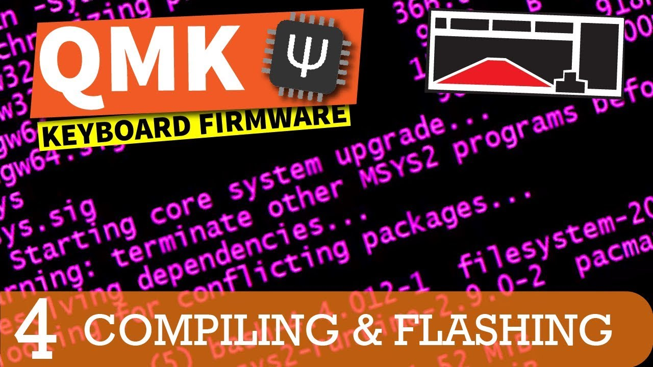 QMK Firmware Tutorial: Compiling & Flashing (Part 4)