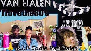 Eddie Van Halen Rip Reactions