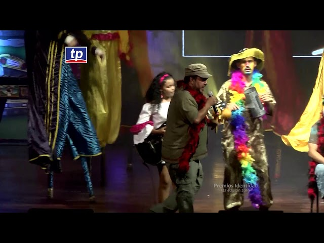 Teatro la Siembra - Premios Identidad TeleProgreso (2019)