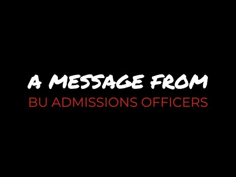 Tips for BU's Freshman Class from YouTube · Duration:  3 minutes 56 seconds