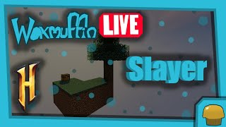 Slayer & Fishing Also I got 2 Digested - Hypixel Skyblock