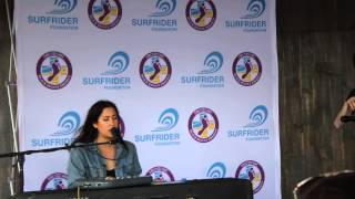 Vanessa Carlton - A Thousand Miles (Surfrider NYC + Barefoot Wine June 2014)