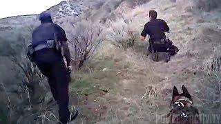 Bodycam Captures  Intense Scene During Police Shootout in Idaho