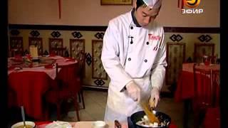 Китайская капуста с мясом