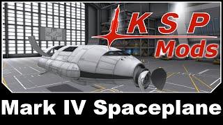 ksp mods mark iv spaceplane system